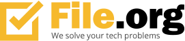 file.org - We solve your file problems